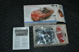Testors Dodge Viper RT/10 Metal Body Model Kit 1:43 Scale No.178 OPEN BO... - $13.10