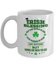 St Patrick Day Coffee Mugs, St Patrick Day Cup - Irish Day Coffee Cup 11... - $13.95