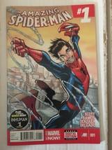 Amazing Spider-Man #1 Marvel Comic Book 2014 NM Condition - $3.59