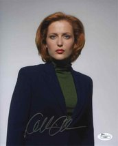 Gillian Anderson 'X-Files' Signed 8x10 Photo Certified Authentic JSA COA - $168.29