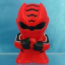 Juken Sentai Gekiranger Jungle Fury Finger Puppet Vinyl Figure Geki Red - $10.99