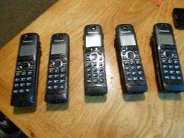 5 Panasonic KX-TGA660 Cordless Phone Handset KX-T6645SK KX-TG6641KX-TGA6... - $24.75