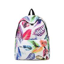 Feather Big Girls Canvas Student School Laptop ... - $20.69