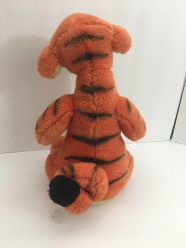 "Tigger Exclusive Winnie The Pooh Medium Disney Store Plush Stuffed Vintage 13"" image 3"
