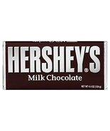 Hershey's X‑Large Milk Chocolate Bar 4.4 OZ (Pack of 13) + (10 Pack of M... - $1.656,10 MXN