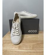 Ecco Soft 7 Sneaker White  - $40.00