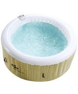 Heated Bubble jet Massage Spa from patio backyard poolside soremuscle r... - $379.95