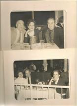 2 Souvenir  Photos Oscar's Holiday Inn Hollywood Calif. - $0.99
