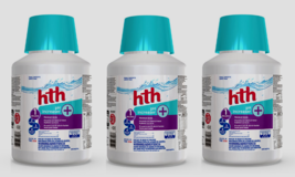 3 ~ HTH pH Plus INCREASER Rid Corrosion & Irritation Salt Compatible 5 l... - $49.99