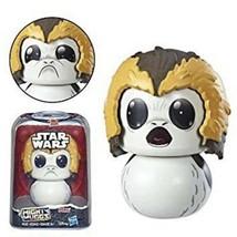 Disney Hasbro Star Wars Mighty Muggs Porg #31 Head-Spinning Toy Figure - $16.82