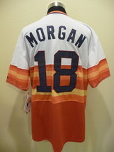 Retro Joe Morgan MLB Houston Astros XL Jersey - $65.00
