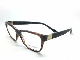 Giorgio Armani gray deco gradient rose gold Eyeglasses AR 7031 5236 52/ ... - $87.79
