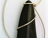 Velvet peacock obsidian gold wire wrap pendant 53 thumb155 crop