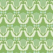 One Wish Green Victorian Style Wallpaper York Wallcoverings GP5918 - $47.99