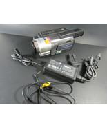 Sony Handycam Vision Video Hi8 CCD-TRV68 Handheld Camcorder - $246.51