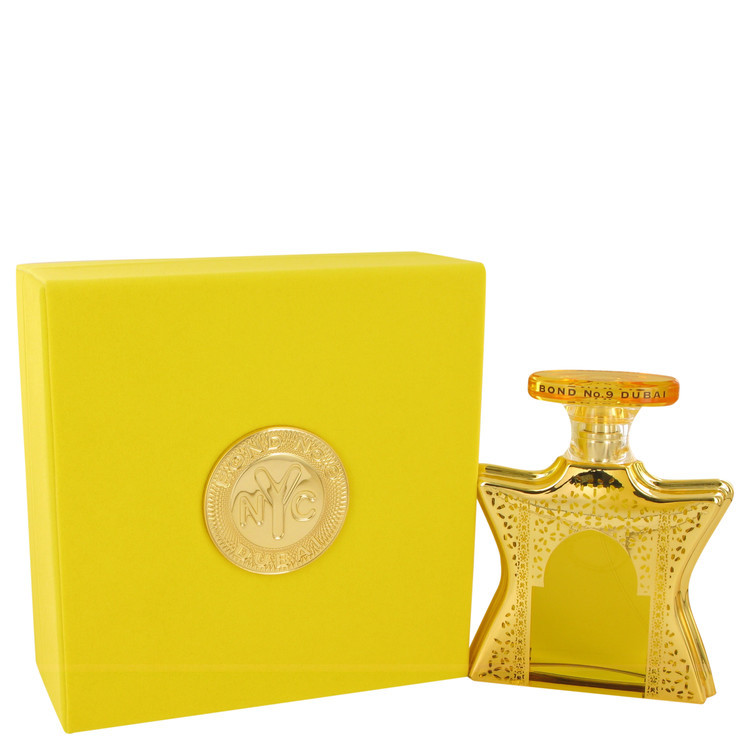Bond No. 9 Dubai Citrine Perfume 3.4 Oz Eau De Parfum Spray