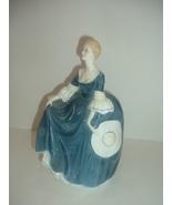 Royal Doulton HN 2335 Hilary Lady Figurine - $42.89
