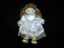 Gund Sarah Angel Doll 12 inch 88245 Gorgeous Satin and Lace - $120.15