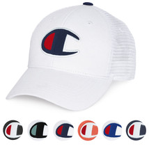 Champion Life Men's Premium Athletic Twill Mesh Snapback Dad Cap Hat
