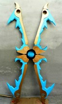 LOL Frostblade Irelia Weapon Cosplay Replica Blade Prop for Sale - $310.00