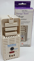 Radio Shack 1600 Watt multi countryTravel Voltage Conversion Adapter 273... - $24.70