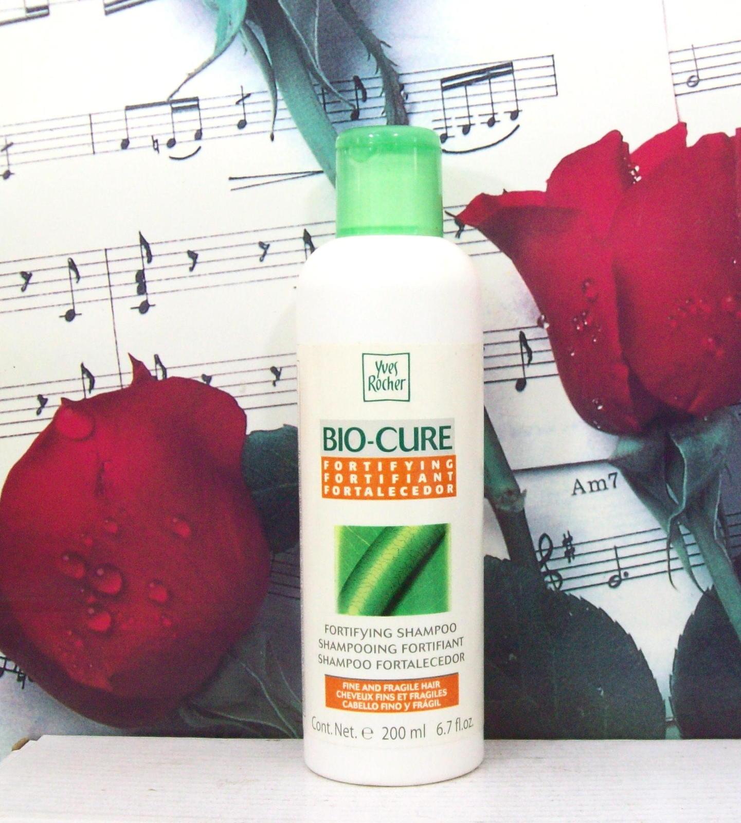 Yves Rocher Bio - Cure Fortifying Shampoo 6.7 FL. OZ. - $24.99