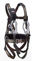 K2 Fall Arrest Safety Harness Safety Belt for Industrial Construction Site Waist