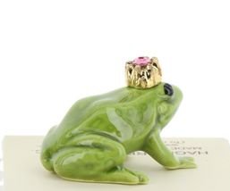 Birthstone Frog Prince October Simulated Tourmaline Miniatures by Hagen-Renaker image 4