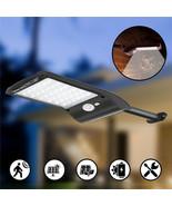 Solar Powered 36 LED PIR Motion Sensor Waterproof Street Security Light ... - $29.69
