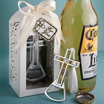 Beer Bottle Opener Creative Cross Metal Personalized Favors And Gifts Fo... - £4.24 GBP