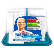 Mr. Clean Magic Eraser - Variety Pack - 9 ct. (pack of 6) - $92.06