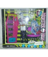 Monster High Social Spots Student Lounge School Accessory Playset New In... - $19.80