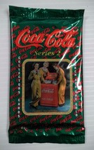 Coca-Cola Collector Cards Pack (Series 2) - FREE SHIPPING - $3.71