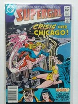 DC COMICS SUPERGIRL NO 2 CRISIS OVER CHICAGO  - $49.49