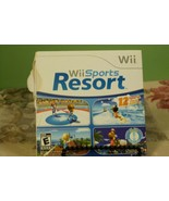 Wii Sports Resort (Wii, 2009) Digit  Pack Disc VG Condition NO Book  - $29.69