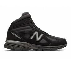 New Balance Men's 990 Mid Boots NEW AUTHENTIC Black MO990BK4 - $119.99