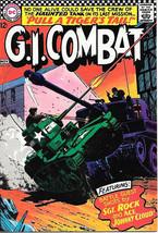 G.I. Combat Comic Book #120, DC Comics 1966 FINE+ - $54.10
