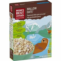 Mom's Best Cereal, Mallow Oats, 12 Ounce, 10 Count