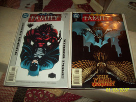 BATMAN FAMILY (2002 MINI-SERIES) #1 & 8 - $6.00