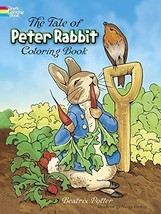 The Tale of Peter Rabbit Coloring Book (Dover Classic Stories Coloring B... - $4.32