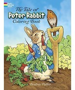 The Tale of Peter Rabbit Coloring Book (Dover Classic Stories Coloring Book) ... - $4.32