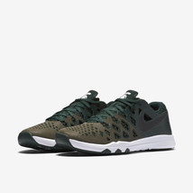 Nike Train Speed 4 AMP Michigan State Spartans Shoes Mens 10.5 Trainers ... - £65.86 GBP