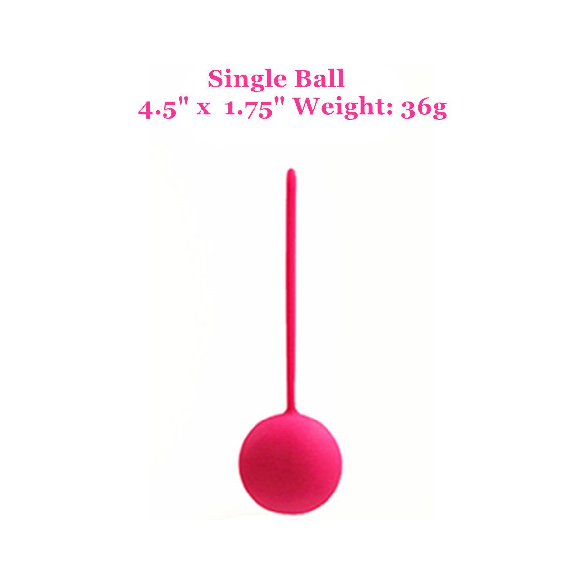 Bolas Ben Wa Smart Balls with String for Kegel Exercises
