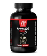 bcaa amino acids - AMINO ACID 1000mg - muscle recovery supplement 1 Bottle - $16.79