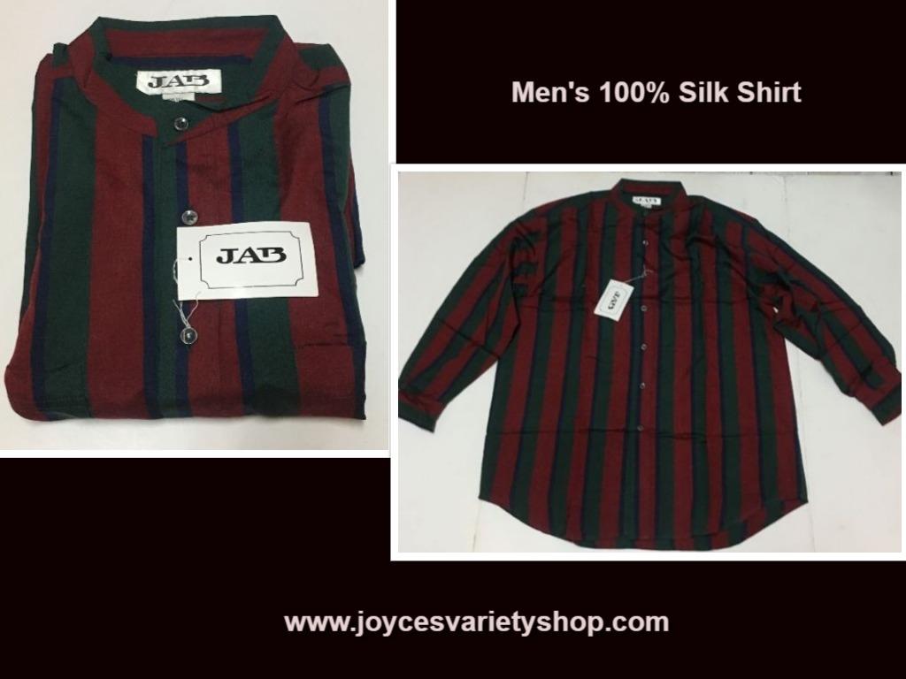 Jab shirt web collage