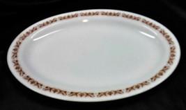 Pyrex 'Copper Filigree' Platter - $11.83