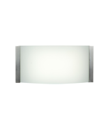 Access Lighting 62296LEDD-BS/OPL Bath Lighting Brushed Steel Metal Wae - $115.50