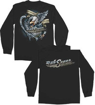 Bob Seger-Runaway Train Tour 2017-X-Large Longsleeve  Black  T-shirt - $20.31
