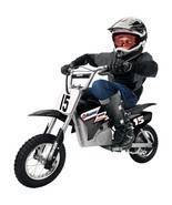 24V Electric Power Toys for Kids Motocross Motorcycle Dirt Bike Young Ri... - $437.64