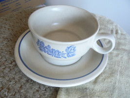 Pfaltzgraff cup and saucer (Yorktowne) 7 available - $1.93